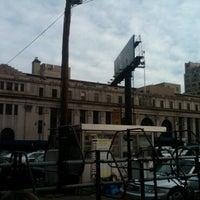 Photo taken at MegaBus NYC Stop by Raj S. on 2/18/2011