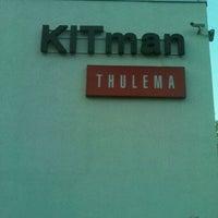 Photo taken at as KITman THULEMA by Anti P. on 10/16/2011