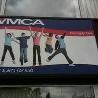 Photo taken at Harringay Club by Louisa G. on 10/5/2011