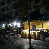 Photo taken at Grove Street Farmers' Market by Dan C. on 11/17/2011