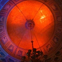 Photo taken at Cipriani Wall Street by Heather V. on 10/19/2011
