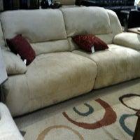 ... Photo Taken At Ashley Furniture HomeStore By Alex On 1/28/2012 ...