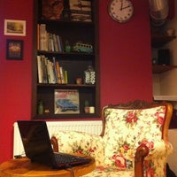 Photo prise au Semolina Kafe & Restoran par Erdem T. le1/11/2012