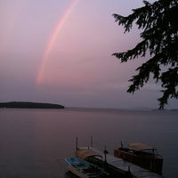 Photo taken at Lockes Island by Emerson M. on 7/9/2011