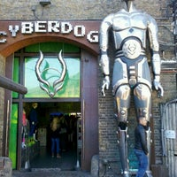 Photo taken at Cyberdog by Kornel N. on 3/26/2012
