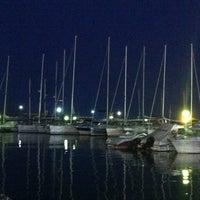 Photo taken at El Rincón del Puerto by Barbara M. on 8/2/2012