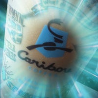 Photo taken at Caribou Coffee by Peter H. on 7/10/2012
