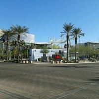 Photo taken at Mesa Arts Center by Lehi C. on 1/31/2012