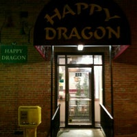 Photo taken at Happy Dragon by Jessica N. on 1/26/2012