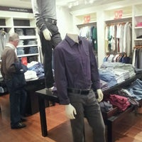 Photo taken at Banana Republic by Gabriela H. on 9/17/2011