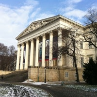 Photo taken at Hungarian National Museum by Istvan S. on 1/11/2011