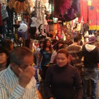 Photo taken at Tianguis Escuadrón 201 by pedro g. on 10/30/2011