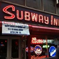 Photo taken at Subway Inn by Heather C. on 12/9/2011