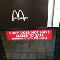 Photo taken at McDonald's by Niki I. on 8/28/2011
