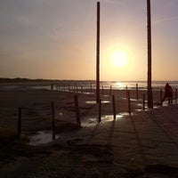 Photo taken at St. Peter-Ording Strand by Ferdinand W. on 11/30/2011