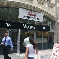 Photo taken at Wawa by Ian S. on 6/26/2012