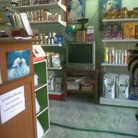 Photo taken at แม่โจ้รักษาสัตว์ by Nookger p. on 1/26/2012