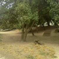 Photo taken at Alemeny Park by Junior M. on 8/6/2011