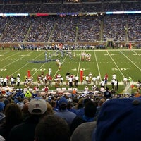 Photo taken at Ford Field by S T. on 10/16/2011