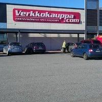 Photo taken at Verkkokauppa.com by Leo T. on 10/5/2011