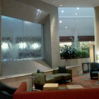 Photo taken at Greenbelt Marriott by Daniel S. on 6/25/2012