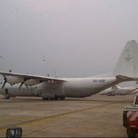 Photo taken at Apron 4, Entebbe International Airport by Seaman S. on 12/1/2011