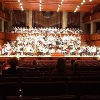 5/20/2012에 Charlotte W.님이 Kennedy Center Concert Hall - NSO에서 찍은 사진
