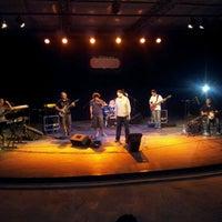 Photo taken at El Genaina Theatre by Ahmad A. on 7/6/2012