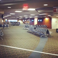 Photo taken at Blue Grass Airport (LEX) by Daniel W. on 11/23/2011