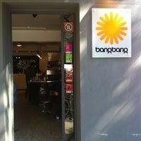 Photo taken at BangBang Cafe by Chaitanya K. on 9/21/2011