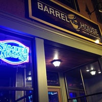 Photo taken at Barrel House 211 by Sherry P. on 11/28/2011