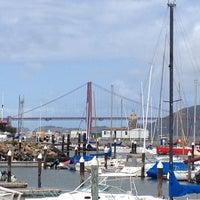 Photo taken at SF Marina Yacht Harbor by John C. on 4/26/2012