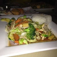 Photo taken at Golden Dragon: The Asian Bistro by Spencer F. on 7/29/2012