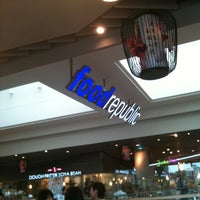 Photo taken at Food Republic by Nicole N. on 2/19/2011