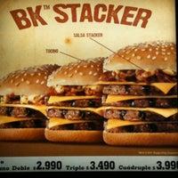 Photo taken at Burger King by Mauro F. on 5/1/2011