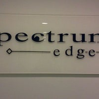 Photo taken at Spectrum Edge Sdn Bhd by Ladyana D. on 1/27/2012