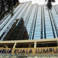 Photo taken at Melia Kuala Lumpur by Chee yong C. on 3/22/2011
