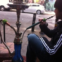 Photo taken at Cozy Cafe Hookah Lounge by Hewah B. on 4/28/2012
