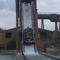 Photo taken at Flamingo Land by Martin M. on 8/2/2011
