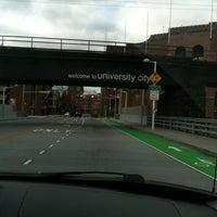 Photo taken at University City by Kelli R. on 12/23/2011
