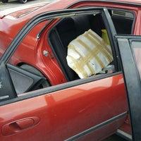 Photo taken at Modern Car Miri by Peng O. on 1/19/2012