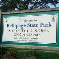 Photo taken at Bethpage State Park - Black Course by Joseph G. on 8/20/2011