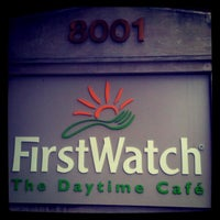 Photo taken at First Watch - Clayton by Lady S. on 10/26/2011