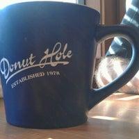 Photo taken at Donut Hole by Jennifer K. on 11/21/2011