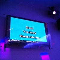 Photo taken at Pulse Karaoke by Benny W. on 6/1/2012