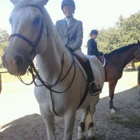 Photo taken at Canterburry Equestrian Center by Becca M. on 11/12/2011