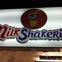 Photo taken at MilkShakeria by Angélica S. on 5/15/2012