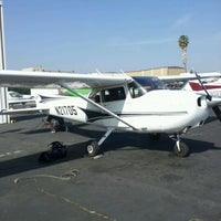 Photo taken at Van Nuys Airport (VNY) by Rob D. on 2/25/2012