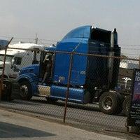 Photo taken at Werner Enterprises, Inc. by Catherine L. on 4/21/2012