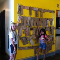 Photo taken at Which Wich? Superior Sandwiches by Teri Z. on 7/25/2012